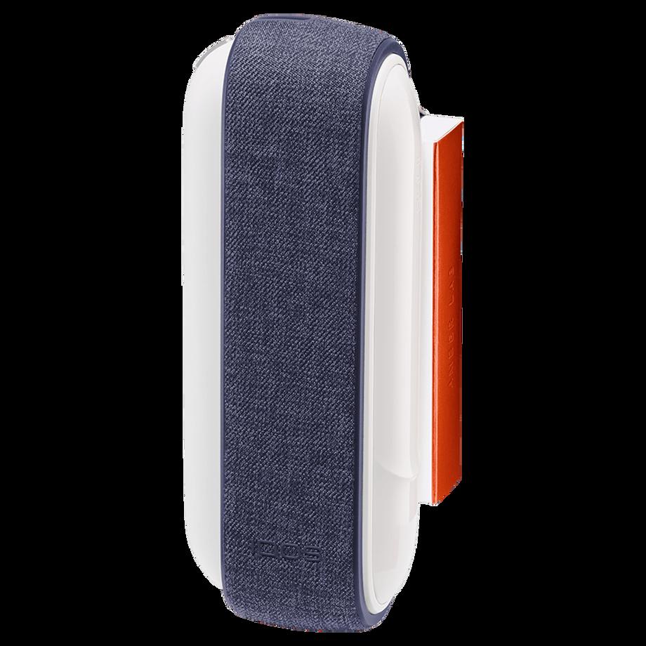 IQOS Fabric Sleeve (for IQOS 3 & IQOS 3 DUO), نيلي