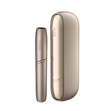 IQOS 3 DUO GOLD Mobility Kit, Gold