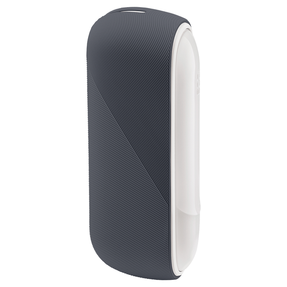 IQOS Silicon Sleeve (for IQOS 3 & IQOS 3 DUO), رمادي غامق
