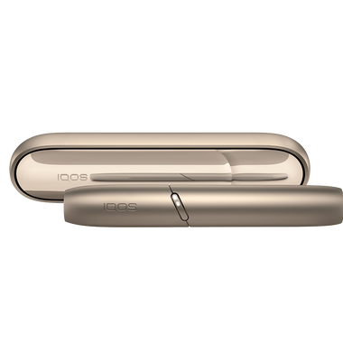 IQOS 3 DUO GOLD Mobility Kit, ذهبي